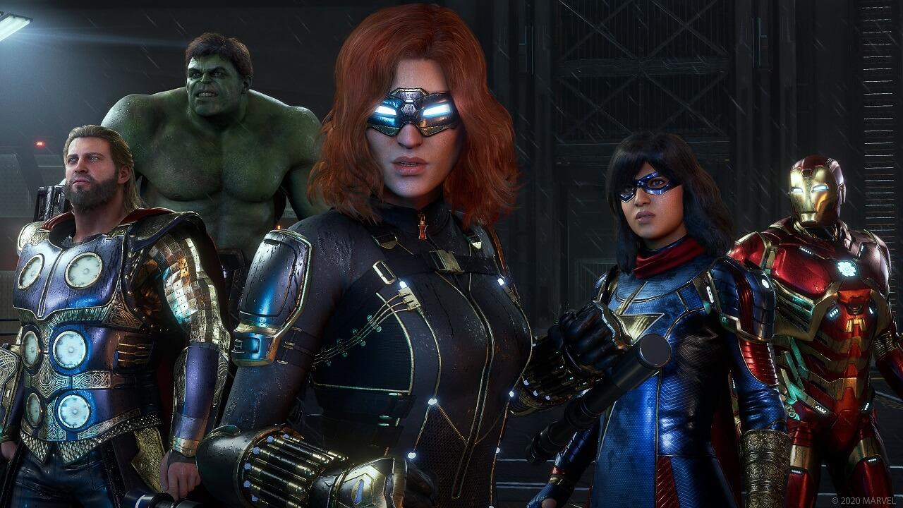 《 漫威復仇者聯盟 ( Marvel's Avengers )》
