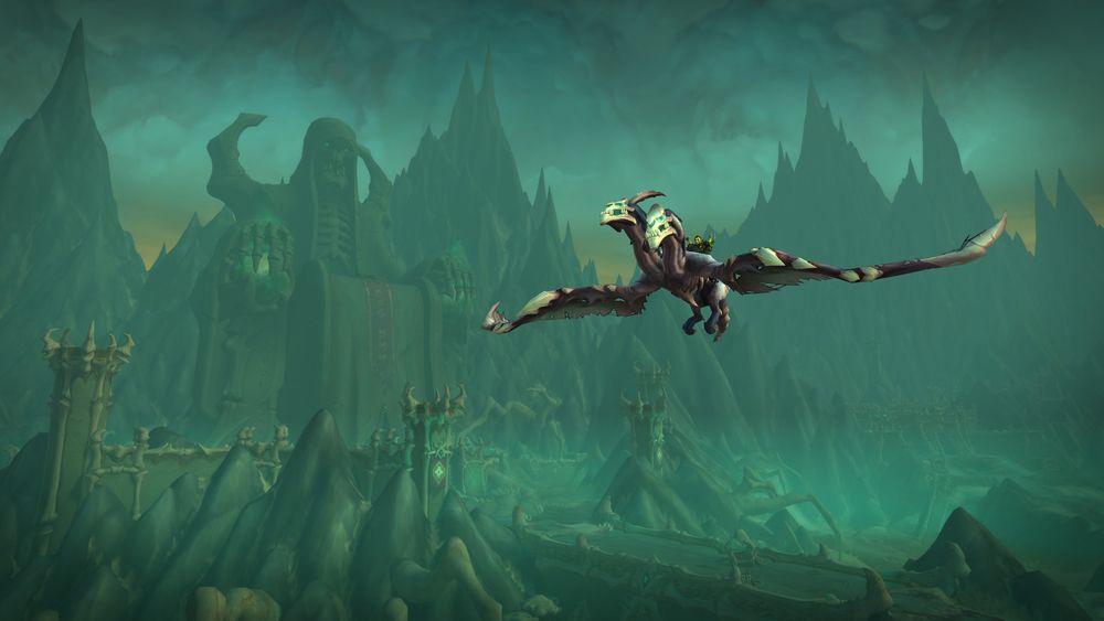 魔獸世界:暗影之境 統御之鏈